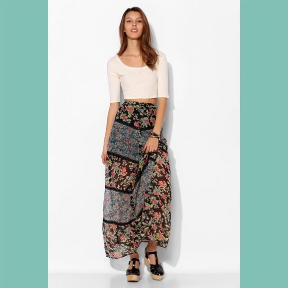 Band of Gypsies Dresses & Skirts - Band of Gypsies Maxi Skirt
